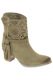 bottines d'ete is to me cibele 9 beige