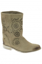 bottines d'ete is to me dulce 13 beige