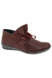 bottines casual karston 44342-213 marron