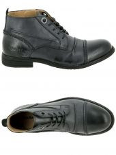 boots kickers massimo noir