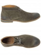 boots ville kickers flaval marron