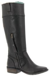 bottes casual kickers groove up noir