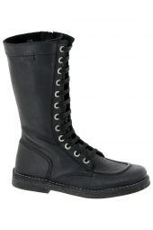 bottes casual kickers meetkik new noir