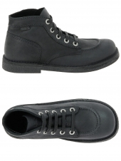 chaussures plates kickers legendik new noir