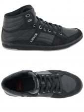 baskets mode levi's 222488-1619-159 noir
