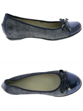 ballerines lince by gianni zenna 63812-138 bleu