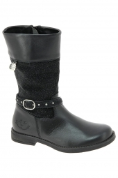bottes little david flo-1 noir