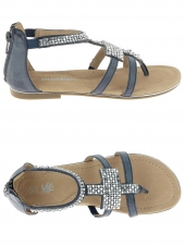 nu-pieds little david new alda bleu