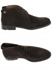 boots ville lloyd patriot marron