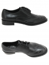 chaussures plates maja ad403 noir