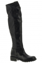 bottes cuissardes mally 4556 dusty noir