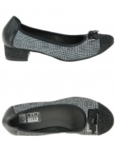 ballerines mam'zelle betty noir