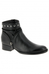 bottines fashion mam'zelle jeba noir
