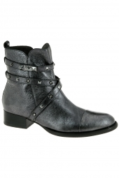 bottines fashion mam'zelle juke gris