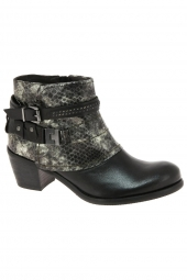bottines fashion mam'zelle oxer noir