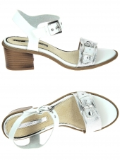 nu-pieds style ville maria mare 66747 blanc