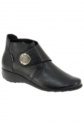 bottines casual mephisto secret imperial noir