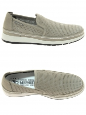 chaussures de style casual mephisto hadrian beige