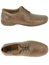 chaussures de style casual mephisto rienzo steve marron