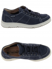 chaussures homme mephisto jerome h bleu