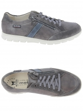 chaussures de style casual mephisto mobils kristof h gris