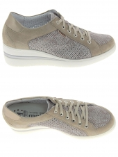 chaussures plates mephisto mobils princia h beige