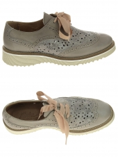 chaussures plates minka mong taupe