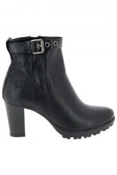 bottines de ville mjus 557221-101 noir