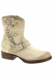 bottines d'ete mjus 185248 blanc