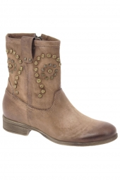 bottines d'ete mjus 900243 beige