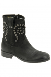 bottines d'ete mjus 900243 noir