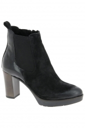 bottines fashion mjus 126222-101 noir