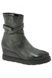 bottines fashion mjus 782202-101 gris