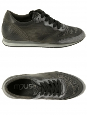 chaussures plates mjus 602101-3352-6269 taupe