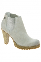 bottines d'ete mtng 93167 gris