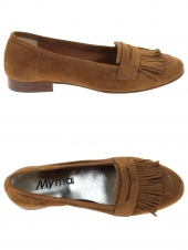 mocassins myma 1520my marron