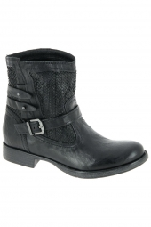 bottines fashion nero giardini 16000 noir