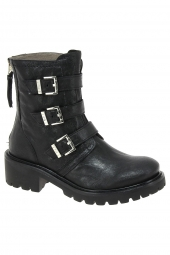 bottines fashion nero giardini 19900 noir