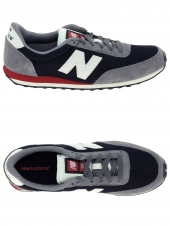 baskets mode new balance u410 d pack gris