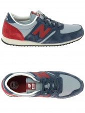 baskets mode new balance u420 d bleu
