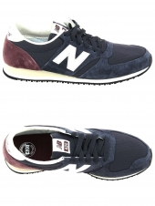 baskets mode new balance u420 d rnb bleu