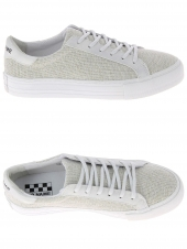 baskets mode no name arcade sneaker blanc