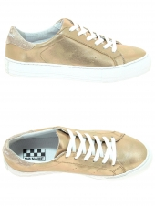 baskets mode no name arcade sneaker or/bronze