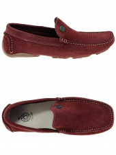 loafers palazzoni 560 sin forro bordeaux