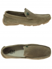 loafers palazzoni 560 sin forro taupe