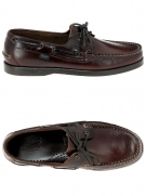 chaussures bateaux paraboot barth america marron