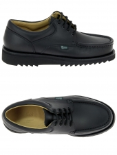 chaussures de style casual paraboot thiers noir