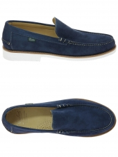 loafers paraboot cambridge bleu