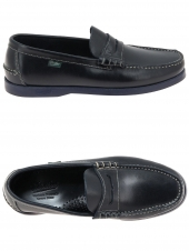 loafers paraboot coraux bleu