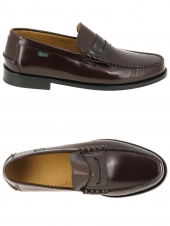 loafers paraboot princeton marron